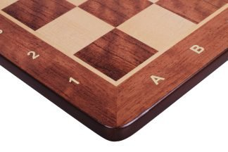 padauk chess board