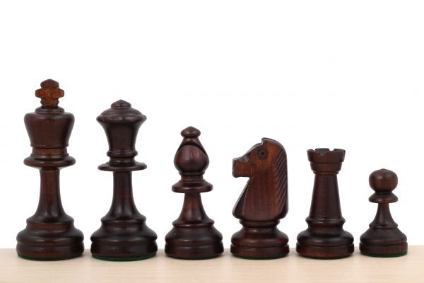chess pieces cherry