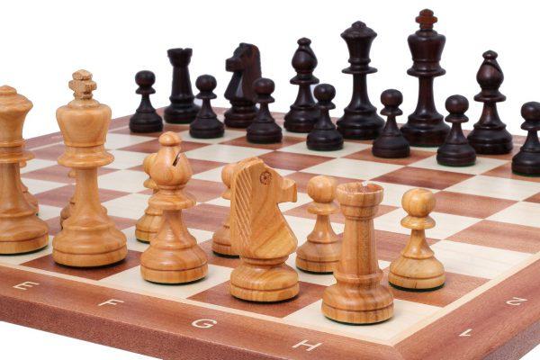 cherry staunton chess pieces