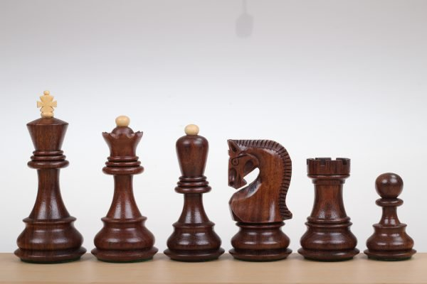 zagreb chessmen sheesham