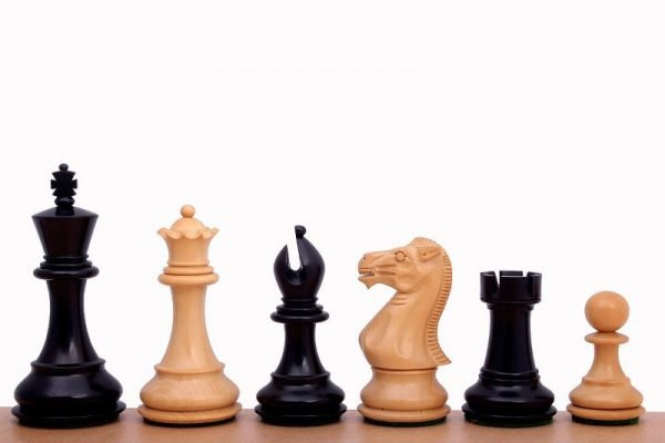 stallion knight chess pieces