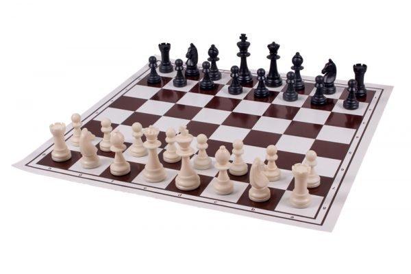 vinyl roll up chessboard
