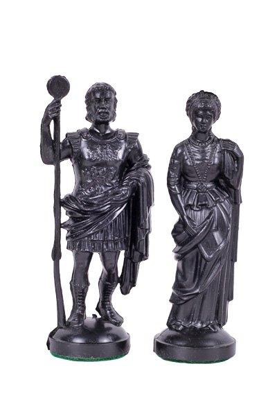 roman chess pieces