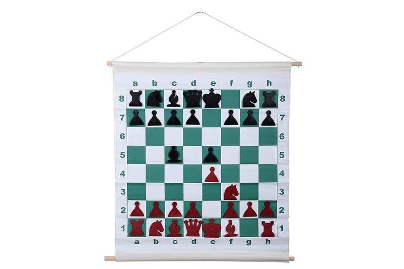 Magnet-Schach-Demonstrationsset 73 cm