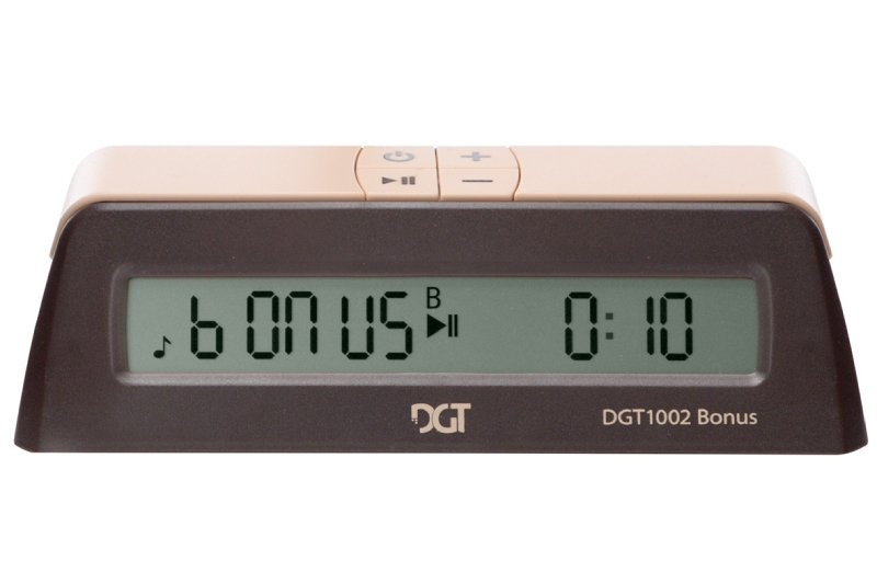 DGT Starter-Set in Braun
