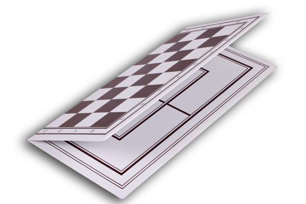 chess board folding