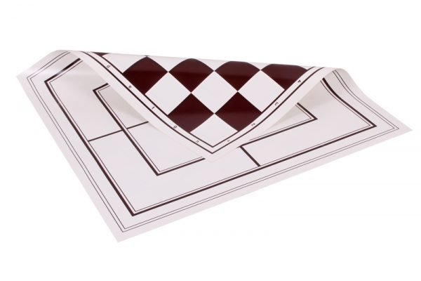 double side chessboard vinyl