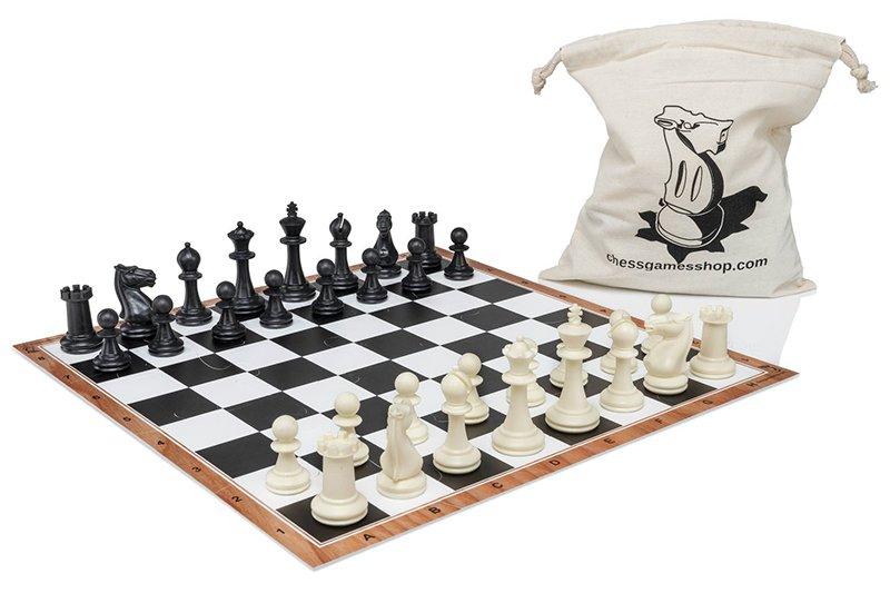 Jigchess Schach-Set Combo 39 cm