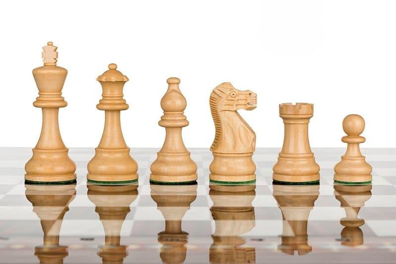 Schachspiel Bonn Combo 55 cm