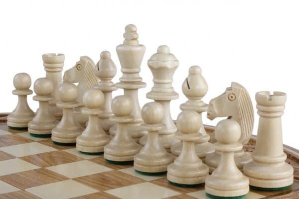 rubin chess pieces light