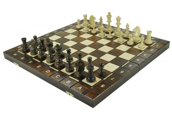 Chess + Backgammon + Draughts