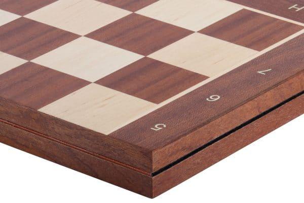 thin folding chess board