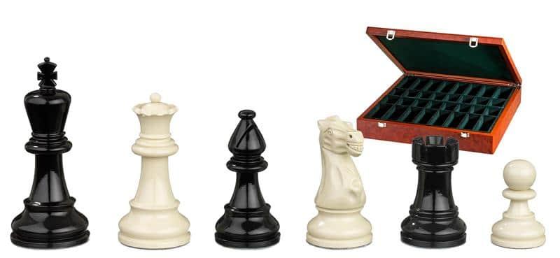 Nero Schachfiguren