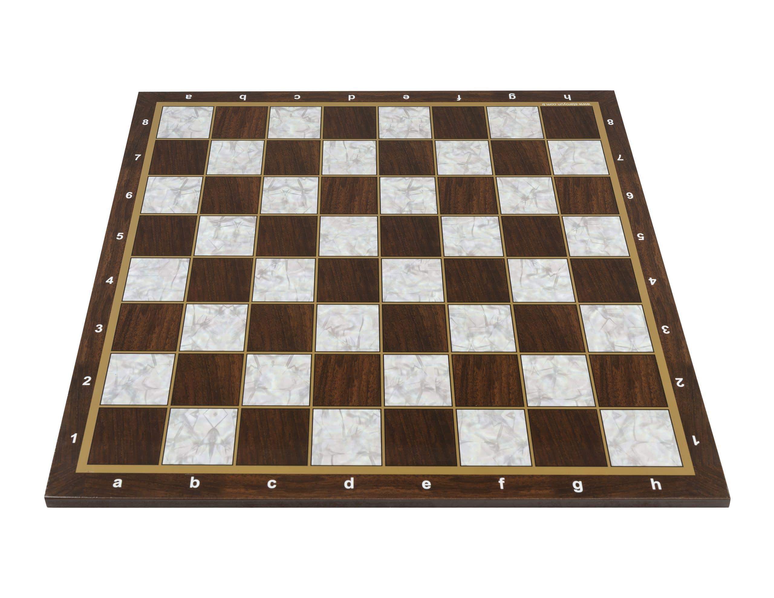 Turnier Pearl Schachbrett